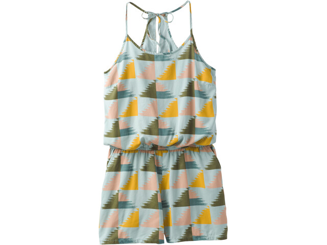 Prana Franny Romper Damen seaside grey